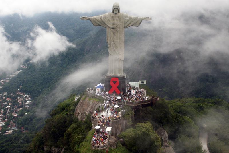 HIV CRISTO REDENTOR ALTO