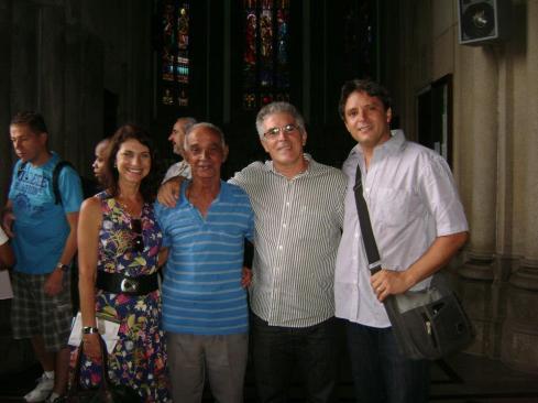 SR. VALDOMIRO - REPRESENTANTE DO SOS VIDA