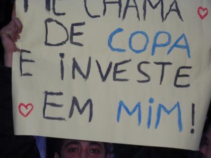 ME CHAMA DE COPA E INVISTA EM MIM
