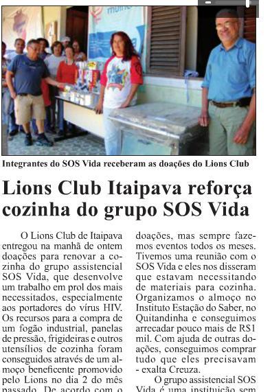 DIARIO LIONS