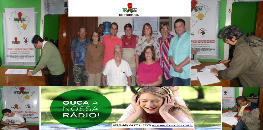 web radio diretoria