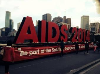 AIDS 2014 AUSTRIA