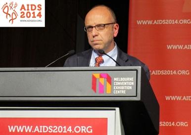 AIDS 2014Andrea_Antinori