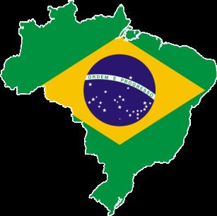 BANDEIRA BRASIL Mapa_do_Brasil_com_a_Bandeira_Nacional