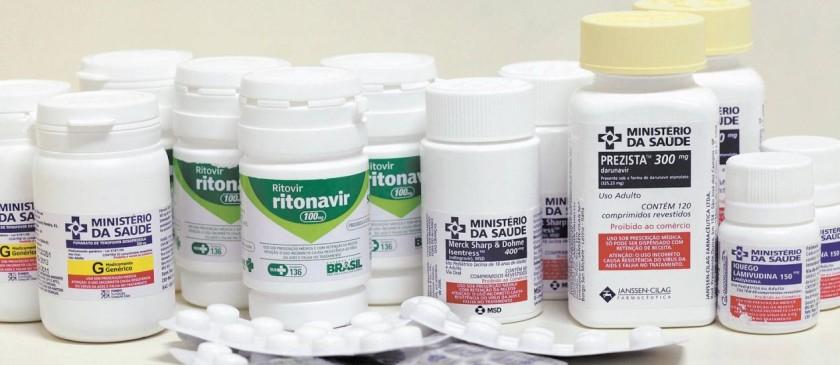 medicamentos hiv